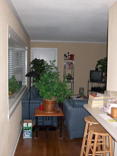 View facing the Main / Family rooom