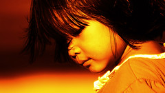 Shine on my little girl (Fadzly @ Shutterhack) Tags: portrait people baby hot girl asian mono interestingness asia explore chrome tropical tropic asean equator humid mensen    mennesker  nikonstunninggallery shutterhack