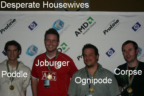 Desperate Housewives - 3rd place