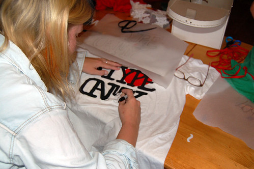 Type Camp Shirt Making School