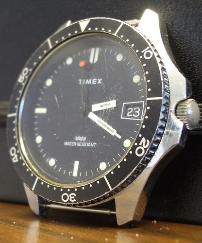 Timex 1982 Diver Project