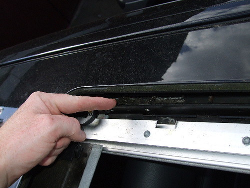 W210 Sunroof Woes And How To Cure Them Mercedes Benz