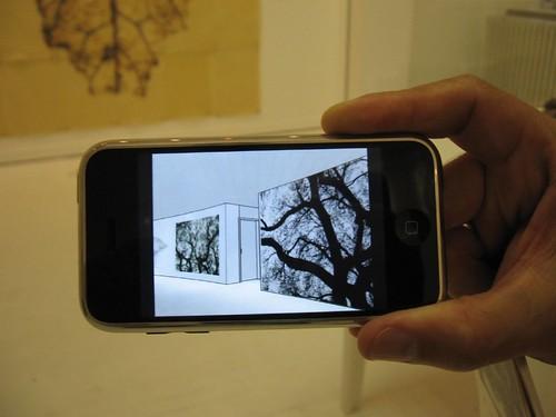 Doug Starn's ipod