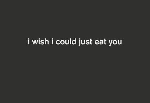 ComplimentBot 4000 - I wish I could just eat you