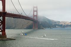 bridge to brige sailing race