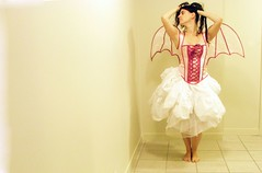 254 (melodramababs) Tags: wings explore tutu day254 365days