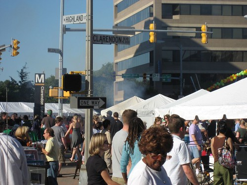 Clarendon Day 2007