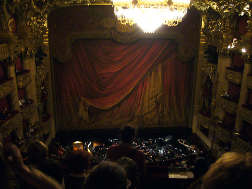 Paris Opera Stage