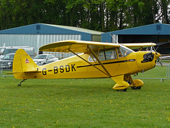 G-BSDK (QSY on-route) Tags: kemble egbp gvfwe gbsdk greatvintageflyingweekend 09052010