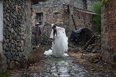 1130 The village bride in western-style gown ---Xiapu , Fujian Province , China (ngchongkin) Tags: china wedding beautiful bride niceshot village photos harmony showroom breathtaking shiningstar supreme musictomyeyes polestar hiddentreasure superphotographer theworldinmyeyes stealingbeauty mywinners peaceaward avpa flickrhearts flickraward flickrbronzeaward xiapu heartawards flickrsun flickrsheaven betterthangood theperfectphotographer flickridol simplywonderful flickrestrellas thebestshot spiritofphotography discoveryphotos 469photographer photographersgonewild photographerparadise artofimages fabbow angelawards zensationalworld freedomhawkaward ablackrose championsphotography sapphireawards totaltalent flickrsgottalent bestpeopleschoice zodiacawards mygearandme moongoddessawards poppyawards fabulousplanetevo parisinitafriendsnew goldstarawardlevel1 ribbonaward blueglobeawards