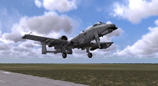 DCS: A-10C Producer Interview - Exclusive Screenshots | GamingShogun