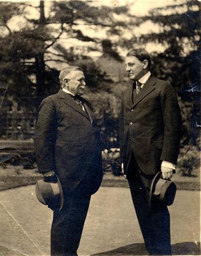 President Taylor and President MacCracken