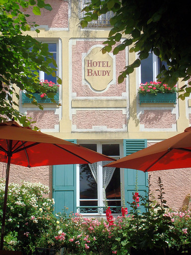 Ancien Hôtel Baudy