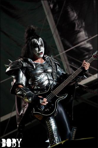 Kiss - Hellfest