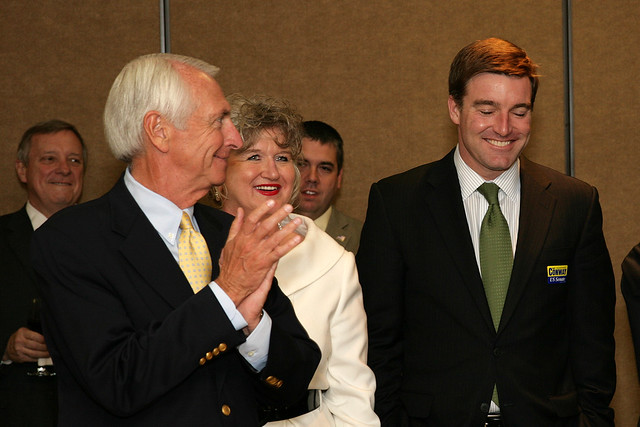 Governor Beshear and Attorney General Jack Conway