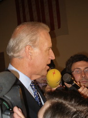 JOE BIDEN in Manchester, New Hampshire, June 2007