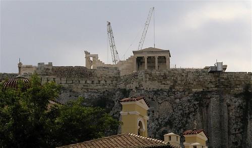 Re-building the Acropolis