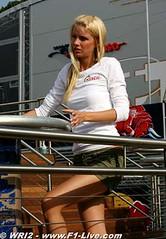 GP Monaco - Pitbabes