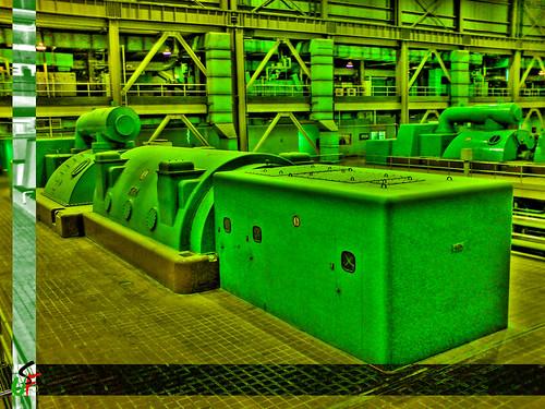 Unit Steam Turbine