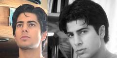 superman hair (AriJoon) Tags: persian jewish stud jewishboy