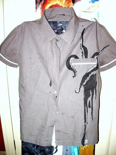 shirt cthulu camisetas sicksadnoska