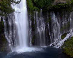 Burney Falls (Ludewig Photography) Tags: water creek waterfall stream cascade naturesfinest diamondclassphotographer flickrdiamond