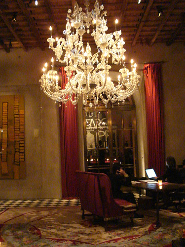 gramercy park hotel lobby