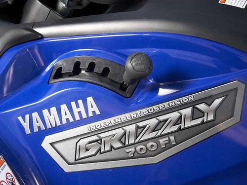 Yamaha Grizzly  Starter Just Buzzes