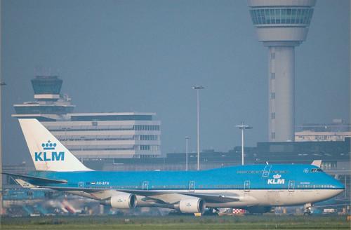 PH-BFN KLM 747-406