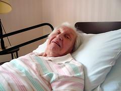 Grandma on her 93rd birthday (lkgilbert) Tags: lkg