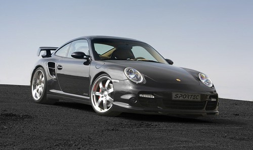 Porsche Sportec SP580