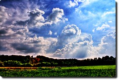 Italian Clouds Canvas (! .  Angela Lobefaro . !) Tags: trip travel blue trees light summer vacation sky italy panorama holiday tree nature architecture clouds landscape countryside firefox bravo italia nuvole quality patterns country dream gimp himmel wolken bleu campagna piemonte ciel cielo nubes cumulus linux chateau nuages schloss biella ubuntu idyllic piedmont castillo allrightsreserved burg puffyclouds italians 2007 isola cumulonimbus sogno traum kubuntu valdengo naturesfinest digikam cesvi flickrsbest moreclouds xti biellese artlibre aplusphoto castellodivaldengo holidaysvacanzeurlaub cerretocastello travelerphotos cloudsformation maxgreco angelalobefaro angelamlobefaro wwwcesviorg massimilianogreco riproduzioneriservata