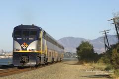 Amtrak California at historic Port Costa