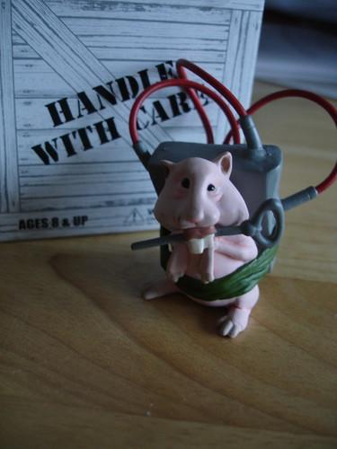 C-4 Hamster!