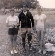 Bing & The Girls (Robert @ Elysian) Tags: celebrity mom bingcrosby bing 1959 crosby crooner oceanfalls