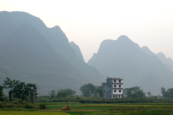 Yangshuo Cooking School View