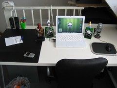 Workspace as of August 26 - by Babbling Bryan