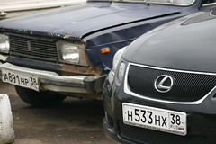 Listvianka (AB Travel) Tags: travel car rusland wereldreis listvianka travelaroundtheworld