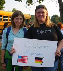 anna - willkommen