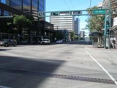 At the corner of 104 Street and Jasper Avenue (jimbob_malone) Tags: edmonton alberta 2007