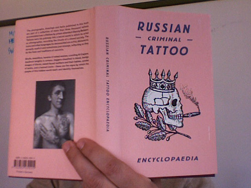 film which pays hommage to the tradition of Russian Mafia Tattoos.