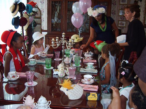 Adachi's Birthday Tea Party 025