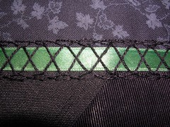 TAST - Cable chain stitch