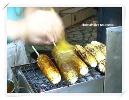 花蓮美琪烤玉米