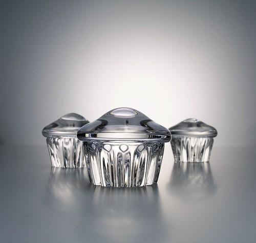Steuben Glass cupcakes!!!