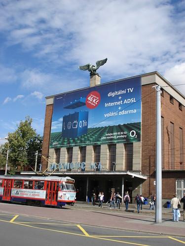 Bahnhof Olomouc