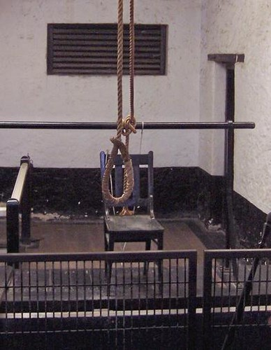 Gallows Fremantle Prison