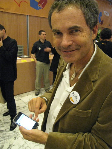 Martin Varsavsky, fondateur de FON.com