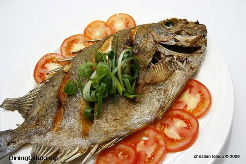 Filipino Food in Bonita Oasis (Moalboal) | DiningCebu.com