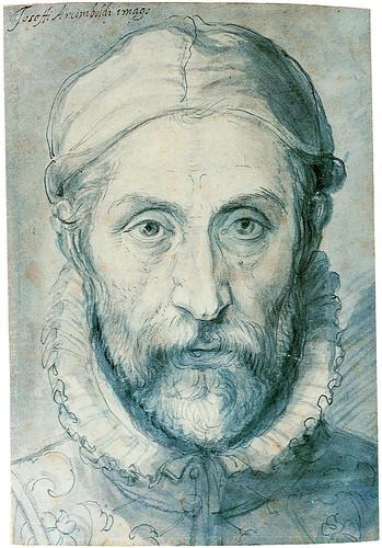 014- Autorretrato de Arcimboldo 1575-Giuseppe Arcimboldo